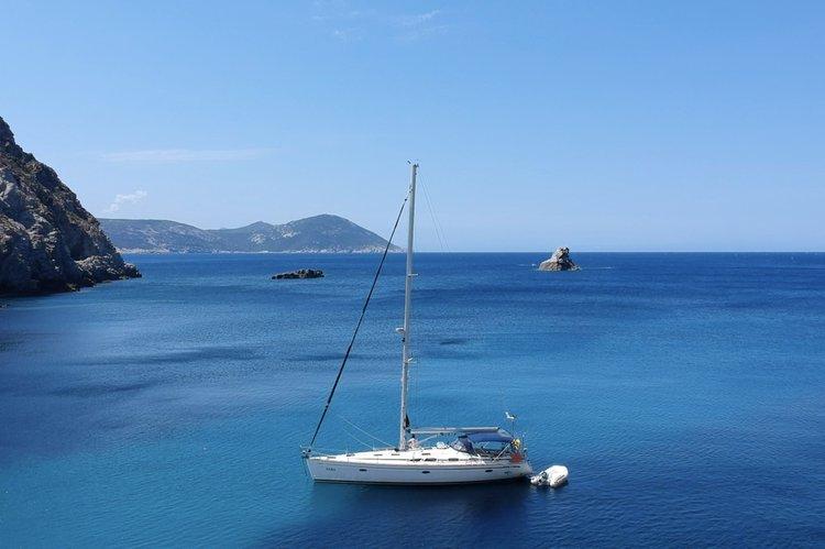 Boat rental in Paros,