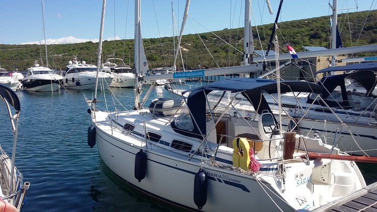 Other boat rental in Marina Punat (Krk), Croatia