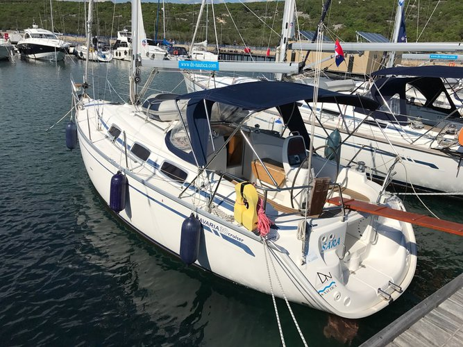 31.0 feet Bavaria Yachtbau in great shape