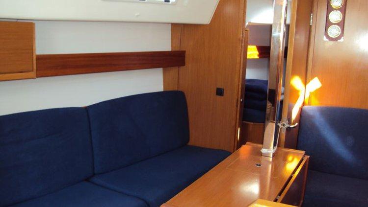 Discover Istra surroundings on this Bavaria Cruiser 32 Bavaria Yachtbau boat