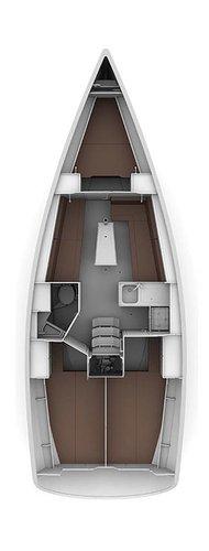 Discover Split region surroundings on this Bavaria Cruiser 34 Bavaria Yachtbau boat