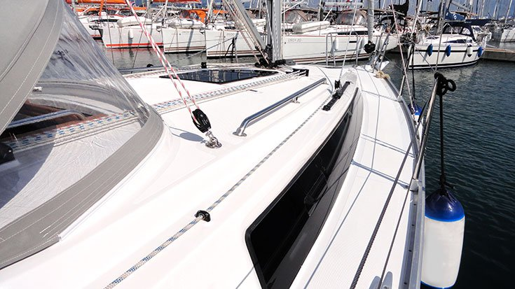 Boat for rent Bavaria Yachtbau 32.0 feet in Marina Split - ACI , Croatia