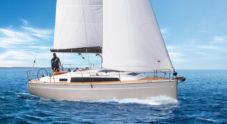 Jump aboard this beautiful Bavaria Yachtbau Bavaria Cruiser 34