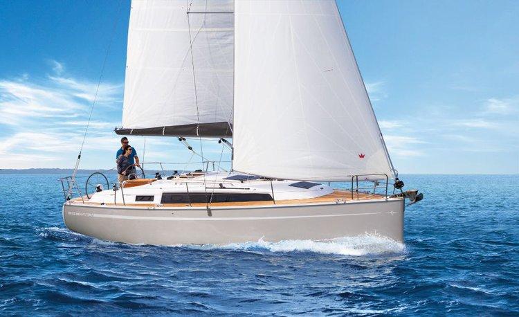 Experience Zadar region, HR on board this amazing Bavaria Yachtbau Bavaria Cruiser 34