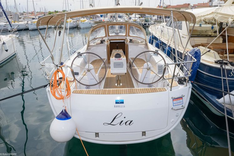 The perfect boat to enjoy everything Zadar region, HR has to offer