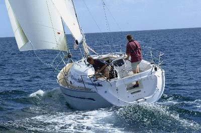 Discover Šibenik region surroundings on this Bavaria 32 Bavaria Yachtbau boat