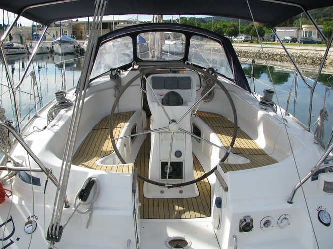 Boat for rent Bavaria Yachtbau 37.0 feet in Marina Punat (Krk), Croatia