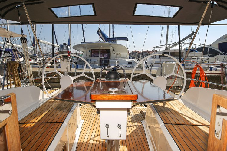 Boat for rent Bavaria Yachtbau 37.0 feet in Marina Kornati, Biograd, Croatia