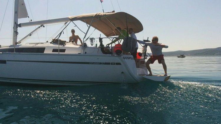 Boat for rent Bavaria Yachtbau 37.0 feet in Marina Tankerkomerc, Zadar, Croatia