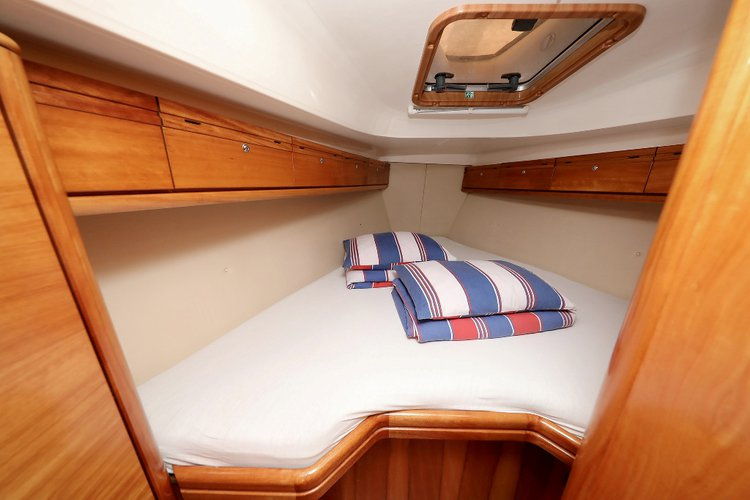 Discover Zadar region surroundings on this Bavaria 37 Cruiser Bavaria Yachtbau boat