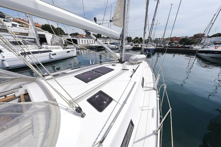 Boat for rent Bavaria Yachtbau 37.0 feet in Marina Tankerkomerc, Zadar, Croatia