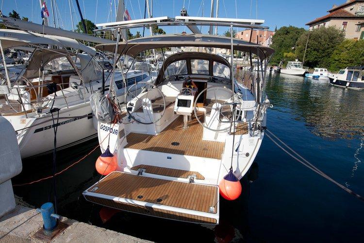 Other boat rental in Marina Tankerkomerc, Zadar, Croatia