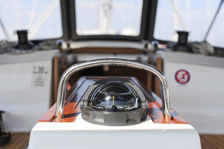 Discover Zadar region surroundings on this Bavaria Cruiser 37 Bavaria Yachtbau boat