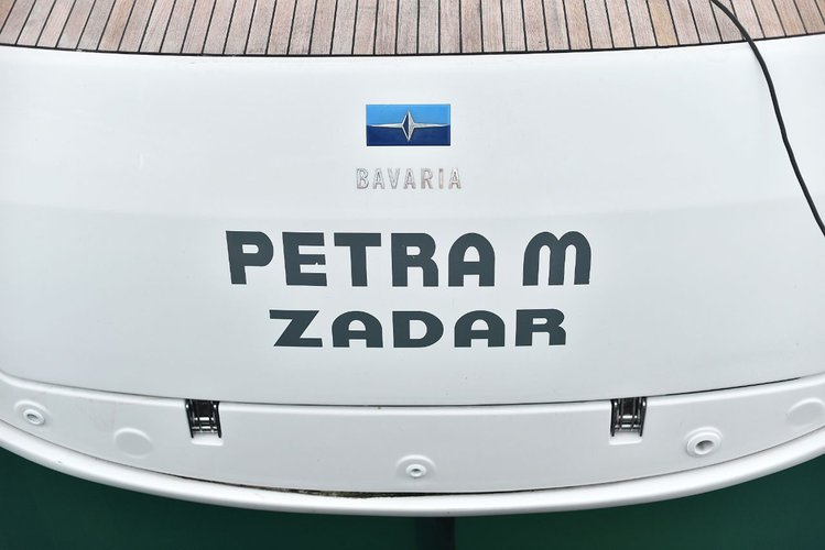 Discover Zadar region surroundings on this Bavaria Cruiser 36 Bavaria Yachtbau boat