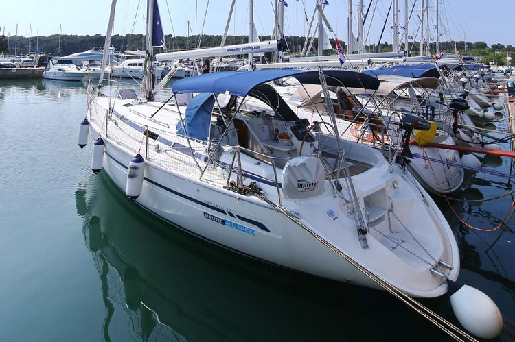 Enjoy luxury and comfort on this Bavaria Yachtbau Bavaria 38 in Istra