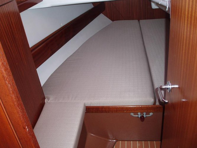 Bavaria Yachtbau's 39.0 feet in Kvarner