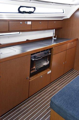 Discover  surroundings on this Bavaria Cruiser 41 Bavaria Yachtbau boat
