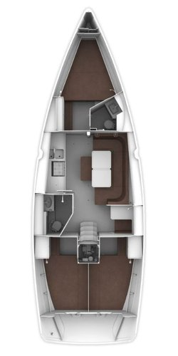 Bavaria Yachtbau boat for rent in Sicily