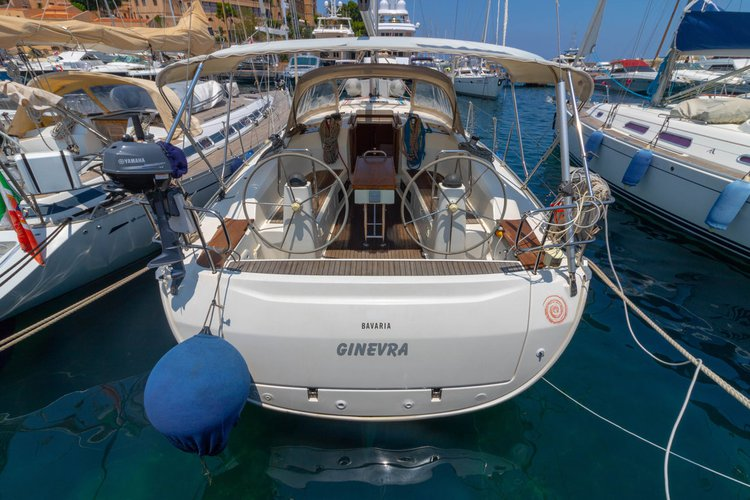 Enjoy Sicily, IT to the fullest on our comfortable Bavaria Yachtbau Bavaria Cruiser 40