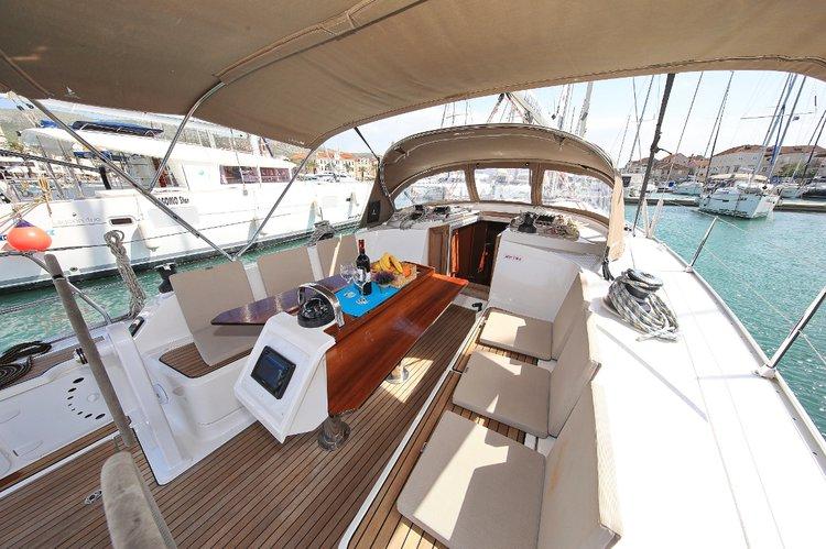 Boat for rent Bavaria Yachtbau 40.0 feet in Marina Trogir – ACI, Croatia