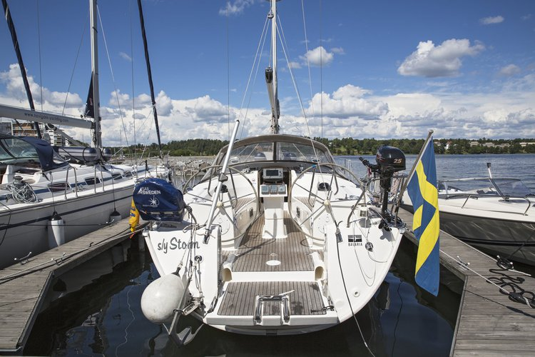 Charter this amazing sailboat in Stockholm County