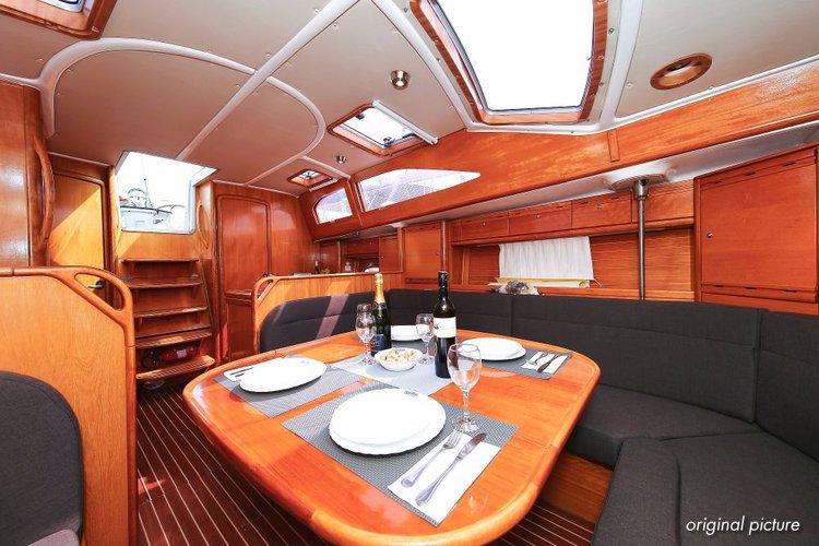 41.0 feet Bavaria Yachtbau in great shape