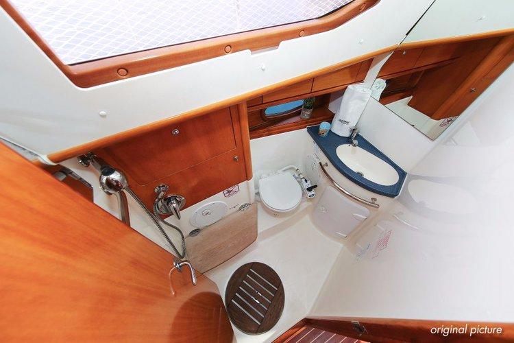 Bavaria Yachtbau's 41.0 feet in Istra