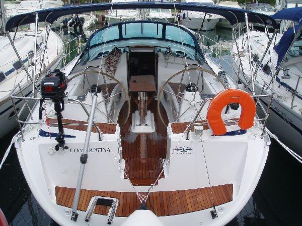 Experience Ionian Islands, GR on board this amazing Bavaria Yachtbau Bavaria 43 Cruiser