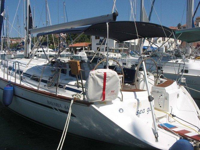 Boat for rent Bavaria Yachtbau 45.0 feet in Marina Kremik, Primosten, Croatia