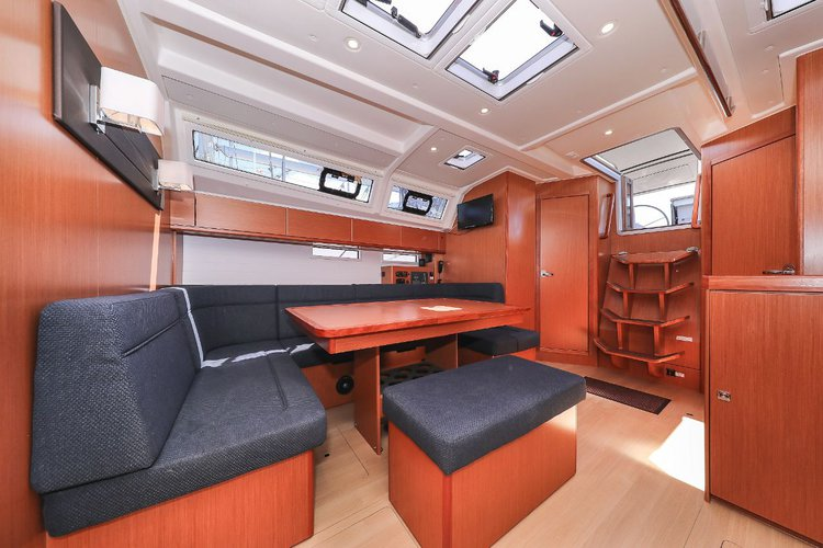 Discover  surroundings on this Bavaria Cruiser 46 Bavaria Yachtbau boat