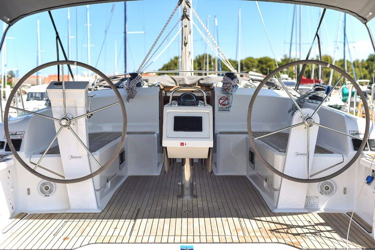 Boat for rent Bavaria Yachtbau 46.0 feet in Zadar, Croatia