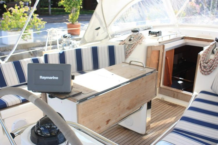 Boating is fun with a Bavaria Yachtbau in Aegean