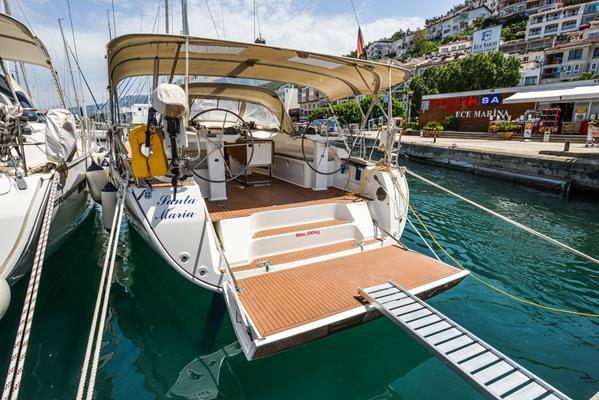 Sail Aegean, TR waters on a beautiful Bavaria Yachtbau Bavaria Cruiser 45