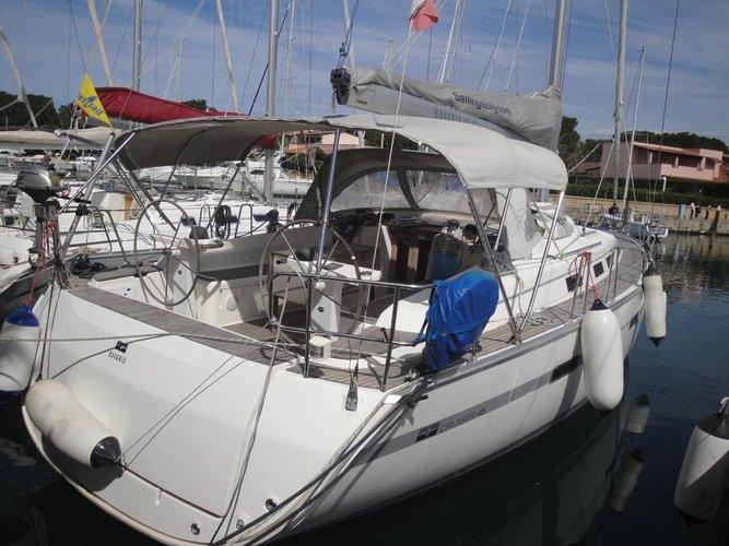 Take this Bavaria Yachtbau Bavaria Cruiser 45 for a spin!