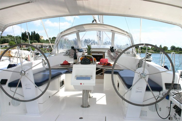 Bavaria Yachtbau boat for rent in Ionian Islands