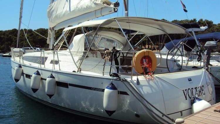 Get on the water and enjoy Istra in style on our Bavaria Yachtbau Bavaria Cruiser 46