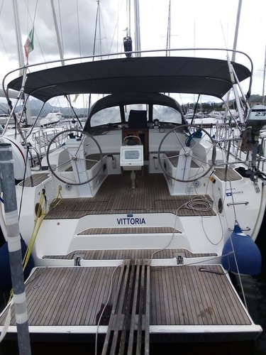Take this Bavaria Yachtbau Bavaria Cruiser 46 for a spin!