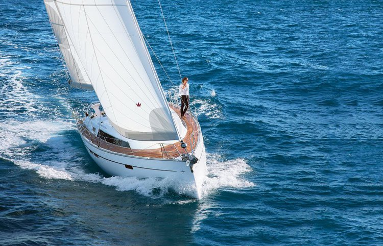 Bavaria Yachtbau boat for rent in Saronic Gulf