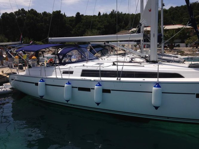 Boat for rent Bavaria Yachtbau 46.0 feet in Marina Frapa, Rogoznica, Croatia