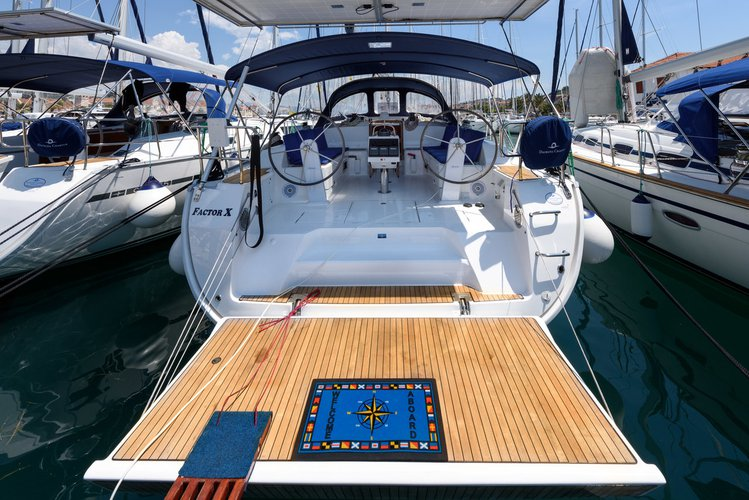 Get on the water and enjoy Split region in style on our Bavaria Yachtbau Bavaria Cruiser 46