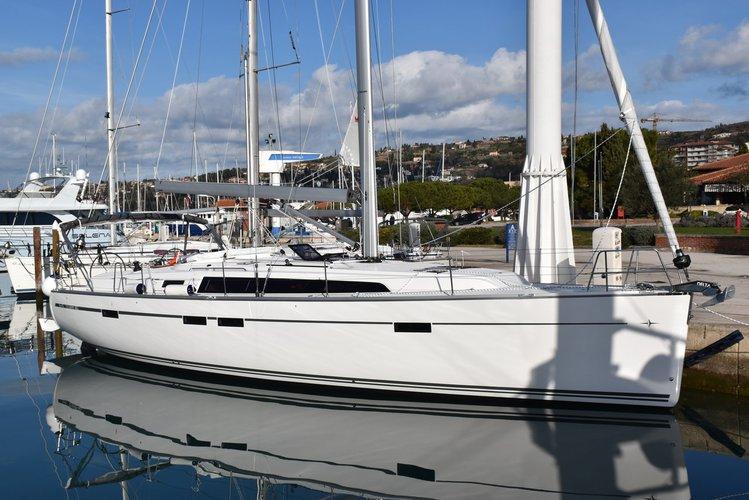 Experience Split region, HR on board this amazing Bavaria Yachtbau Bavaria Cruiser 46