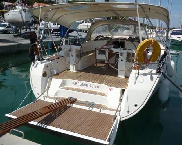 Boat for rent Bavaria Yachtbau 46.0 feet in Marina Spinut, Split, Croatia