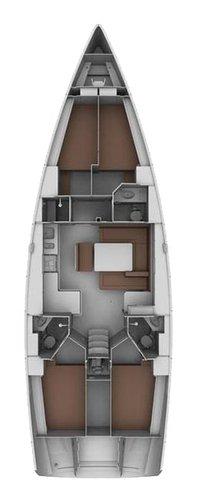 Discover Zadar region surroundings on this Bavaria Cruiser 45 Bavaria Yachtbau boat