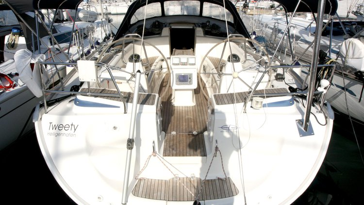 Sail the beautiful waters of Istra on this cozy Bavaria Yachtbau Bavaria 46 Cruiser