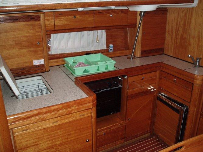 Discover Kvarner surroundings on this Bavaria 46 Cruiser Bavaria Yachtbau boat