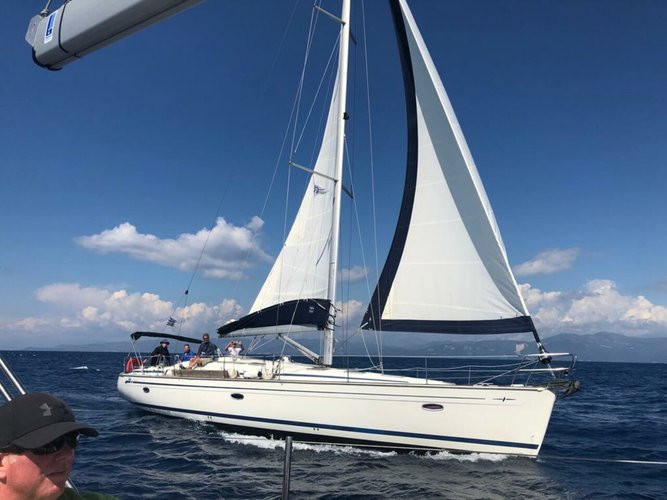 Experience Ionian Islands, GR on board this amazing Bavaria Yachtbau Bavaria 51 Cruiser