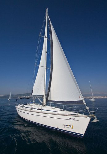 Experience Split region on board this elegant sailboat