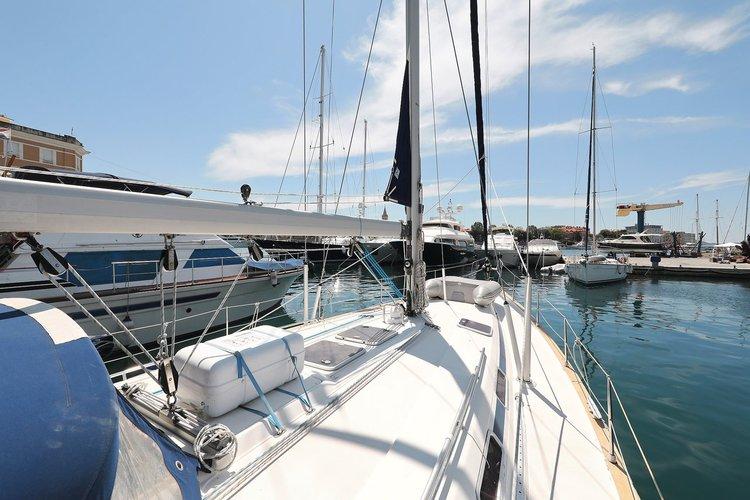 Bavaria Yachtbau's 50.0 feet in Zadar region