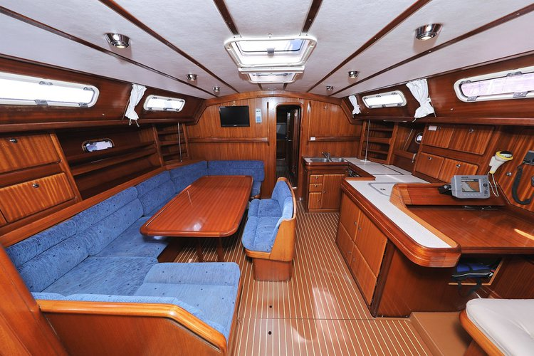 Discover Zadar region surroundings on this Bavaria 50 Bavaria Yachtbau boat
