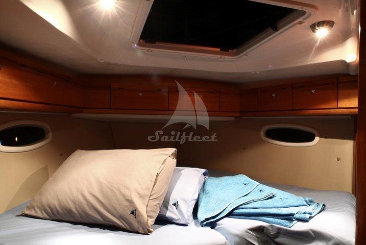 Discover Aegean surroundings on this Bavaria 50 Cruiser Bavaria Yachtbau boat